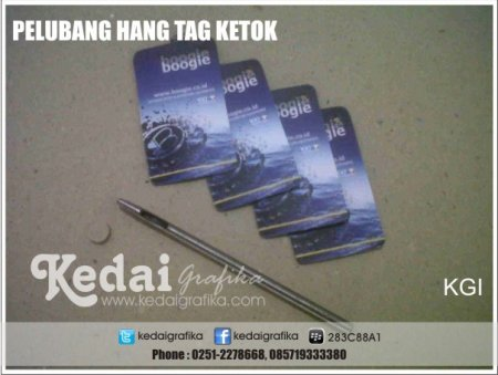 Pelubang Hangtag / Label 2 mm