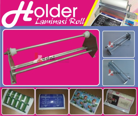 Holder Laminating Roll 1 Sisi (A3)
