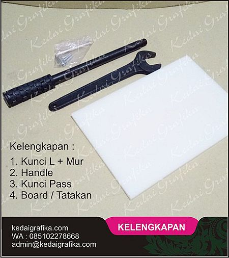 Mesin Pond Manual