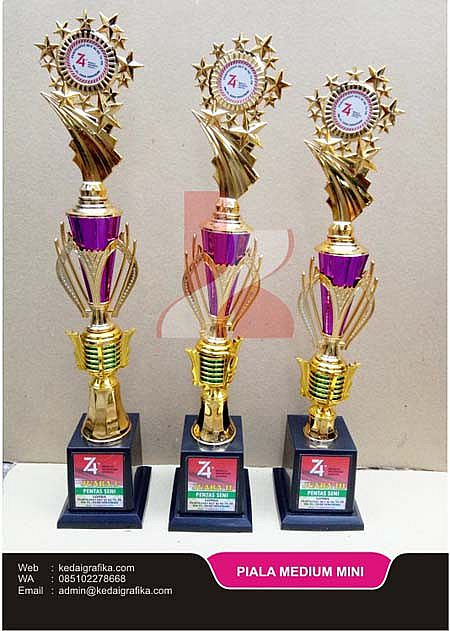 Piala Medium Mini 4
