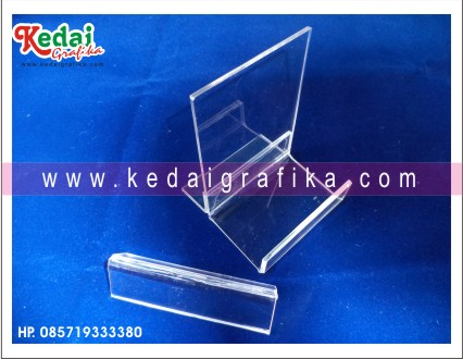 Akrilik Display Produk